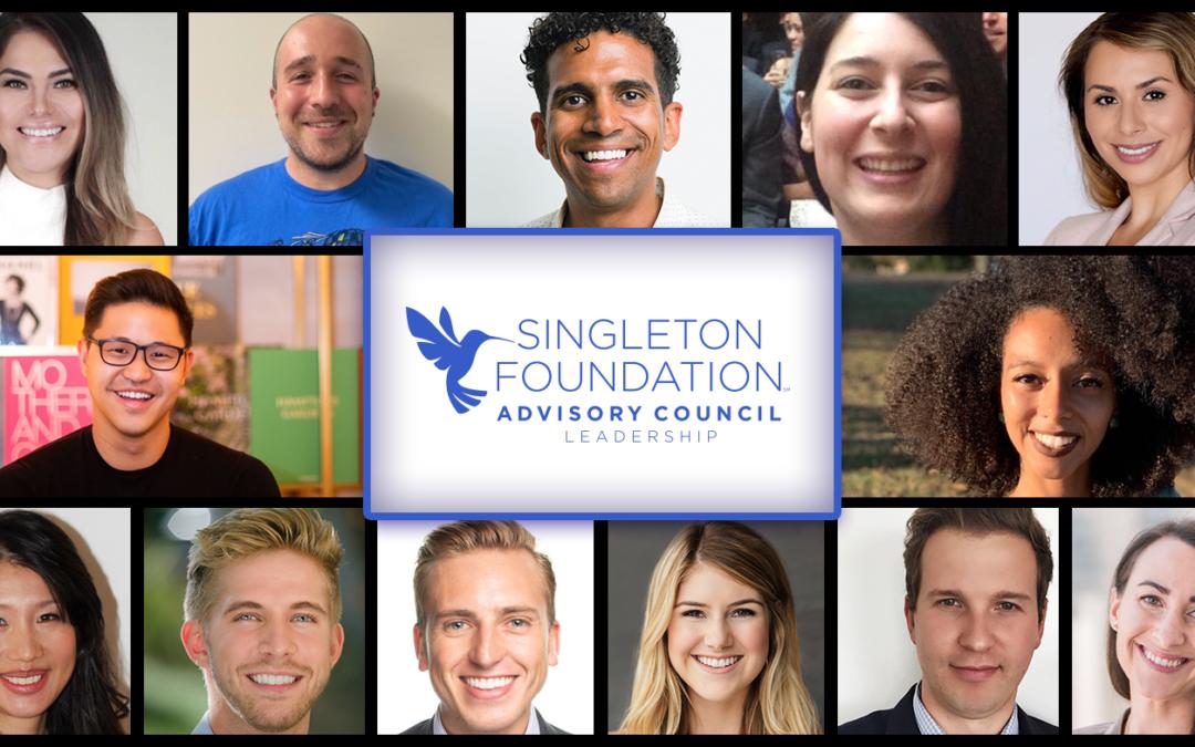 Introducing the Singleton Foundation's Advisory Council Leadership Team
