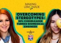 Episode 1: Meet Dr. Wendy Brown, Former NFL Cheerleader Turned Biomedical Engineer