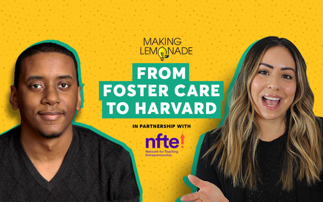 Ep 2: Meet Rodney Walker, From Foster Care to Harvard