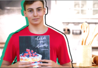 "Chase Sloan: Meet the Gen Z Entrepreneur & Philanthropist Behind the ""Cakes for Cancer"" Cookbook"
