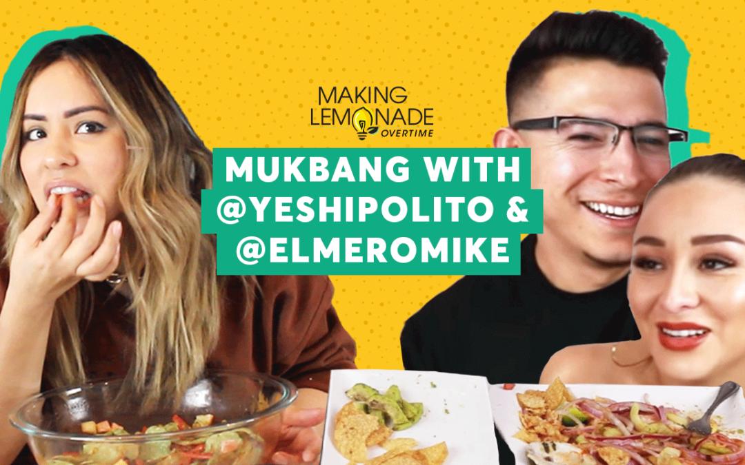 ML Overtime: Mukbang with @Yeshipolito & @ElMeroMike