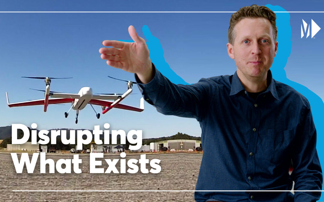 This drone startup is on a mission to bring same-day shipping to every person on the planet. How are they doing it?