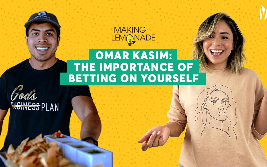 Ep 9: Meet Omar Kasim, CEO & Founder of Con Quesos
